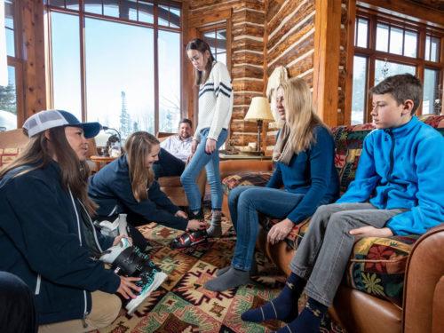 Deer Valley's Preferred Ski Rental Delivery Vendor