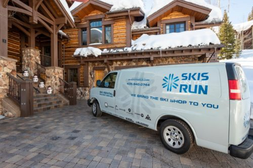 Skis on the Run Snowboard Rentals