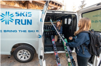 Deer Valley's Preferred Ski Rental Delivery